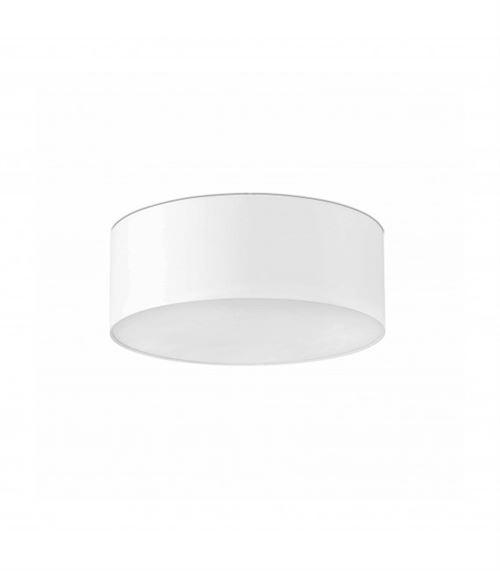 Plafonnier blanc Seven 3 ampoules
