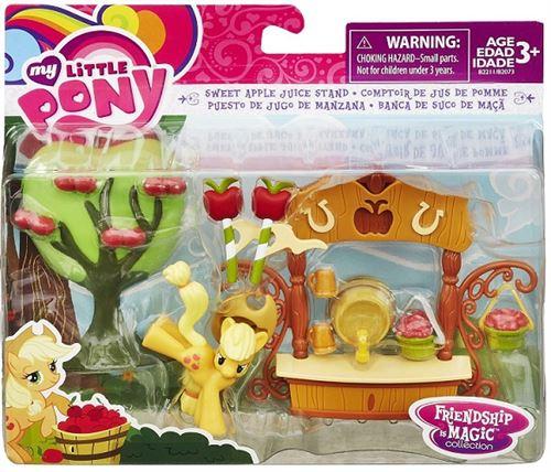 My little pony : mon bar a jus de pomme - mon petit poney - hasbro b2211