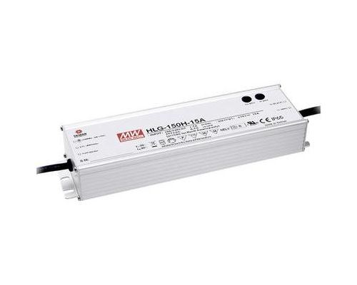 Driver led mean well hlg-150h-24