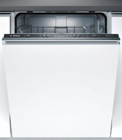 Bosch Serie | 2 SilencePlus SMV25AX00E - Lave-vaisselle - intégrable - largeur : 59.8 cm - profondeur : 55 cm - hauteur : 81.5 cm - acier inoxydable