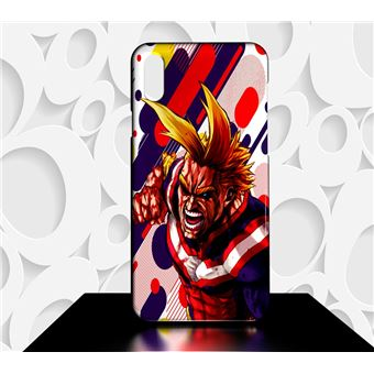 coque iphone x heros