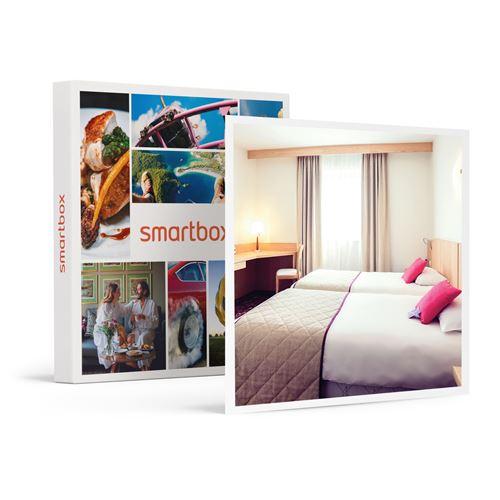 SMARTBOX - Séjour étoilé à l'hôtel Mercure 4* de Tours avec spa et balade en side-car - Coffret Cadeau