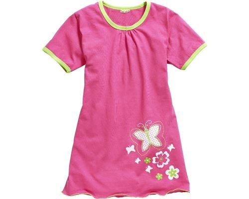 Playshoes chemise de nuit papillon fille rose
