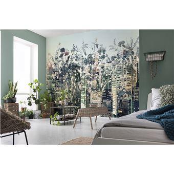 Komar 8 979 368 X 254 Cm Urban Jungle Paysage Urbain Papier Peint