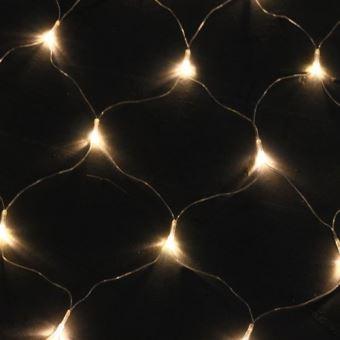 Guirlande lumineuse filets 120 LED Intérieur et Extérieur Décoration (blanc  chaud) , Luminaires extérieur , Achat \u0026 prix