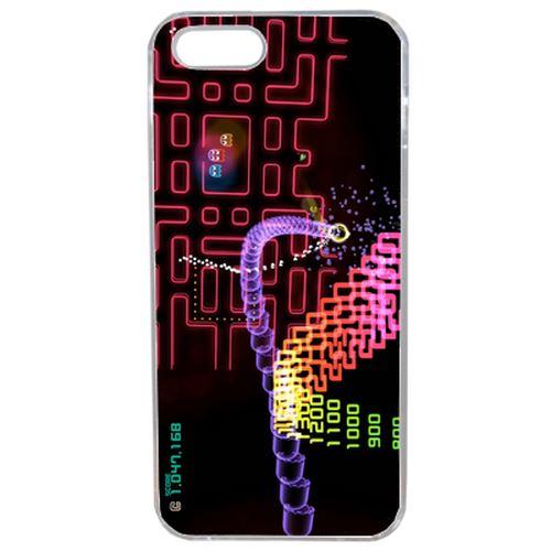 Coque Pacman Color Compatible Iphone 5s Transparent