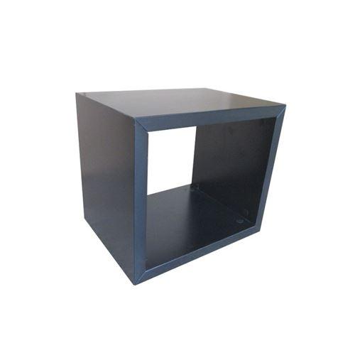 Table de Chevet HAMILTON design,coloris noir.