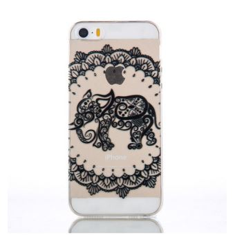 coque iphone 8 elephant