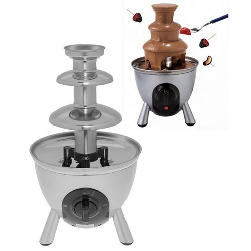 Fontaine A Chocolat 31 Cm Contenance 900G Thermostat Ustensile Cuisine