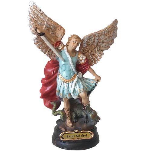 Statuette Archange Saint Michel 29 cm