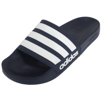Claquettes mules Adidas Cf adilette confort nv Bleu taille
