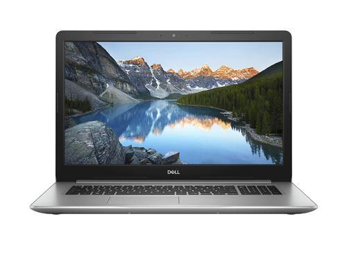 Notebook 17.3 fhd - Dell inspiron 5770 - i7-8550u - 8gb - 1tb+128gb ssd - windows 10 pro - amd 530 -