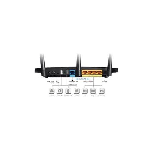 Routeur TP Link AC1750 Archer C7 Double Bande WiFi Noir