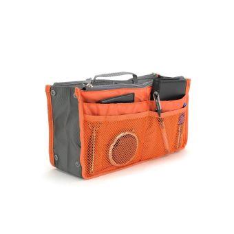 d82fe4018f Organiseur de sac à main, 12 Compartiments ( Grand, Orange ) - Organiseurs de  sacs à main - Achat & prix | fnac
