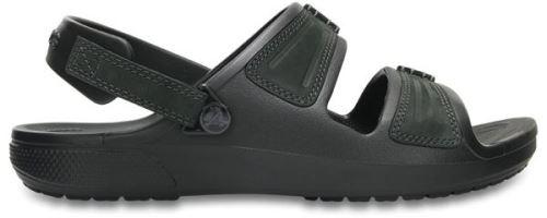 Crocs Yukon Mesa Sandales en Noir 203968 060 [UK 10US 11] r0URnh15