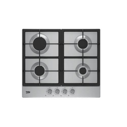 Beko 7718086714 Plaque de cuisson à gaz de HIAG64225SX