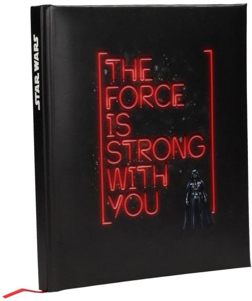 Star Wars - Cahier Darth Vader - Sonore et lumineux