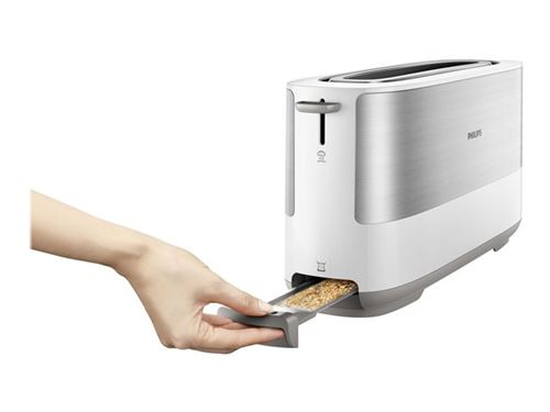 Philips Viva Collection HD2692 - Grille-pain - 2 tranche - 1 Emplacements - blanc