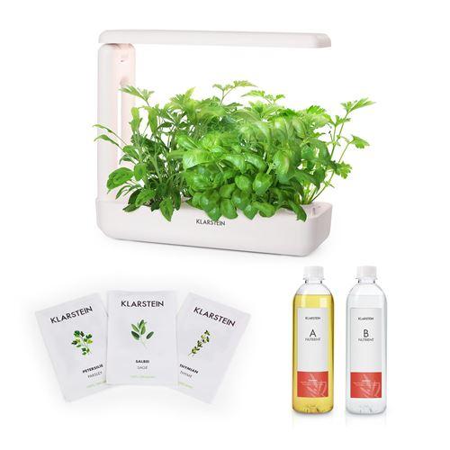 Klarstein GrowIt Cuisine Kit de démarrage Culture Indoor pour 12 plantes - kit de semences Europe Seeds