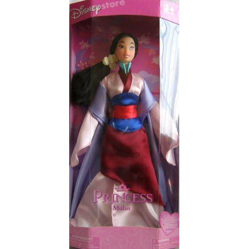 Disney Princess Mulan Doll
