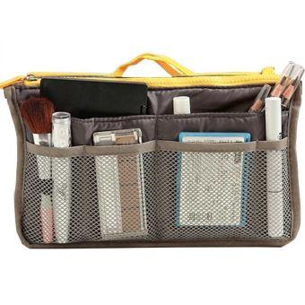 4d636d7a33 Organiseur de sac à main, 12 Compartiments ( Grand, Gris ) - Organiseurs de  sacs à main - Achat & prix | fnac