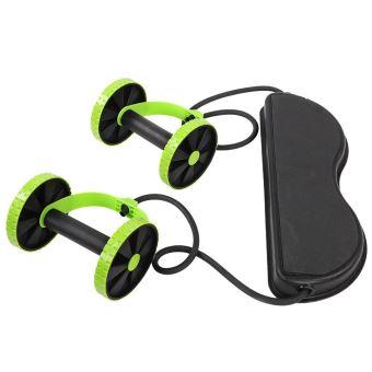 Plus r/écent disque roue abdominale AB et Total Body Syst/ème exercice Coasters abdominale Exercisers fitness fitness abdos jili Core Fitness rouleau abdominale Exercisers AB Rouleau roue universelle