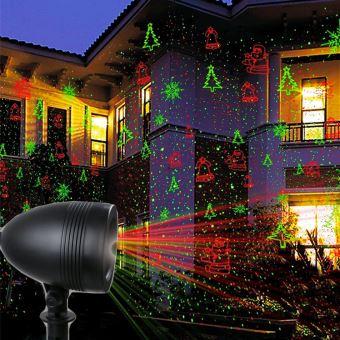 Projecteur laser deco de noel