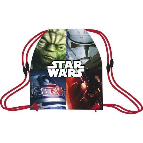 Sac Soupe Star Wars Gym PIscine Tissu Ecole