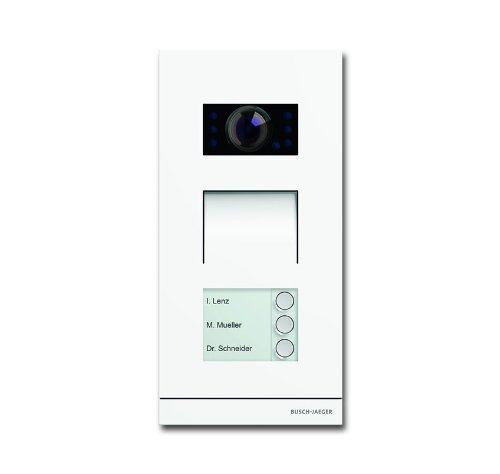 Busch-Jäger 83121/3–664 Interphone vidéo extérieur 3 F