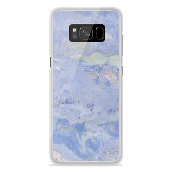 coque samsung galaxy s8 silicone marbre