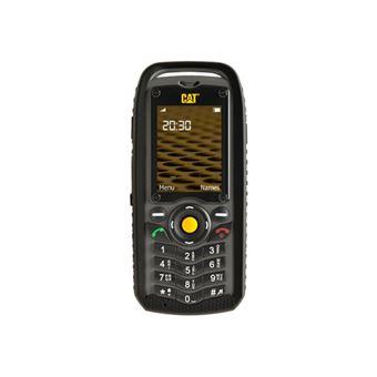 CAT B25 - Mobiele telefoon - dual-SIM - microSDHC slot - GSM - 320 x 240 pixels - TFT - 2 MP