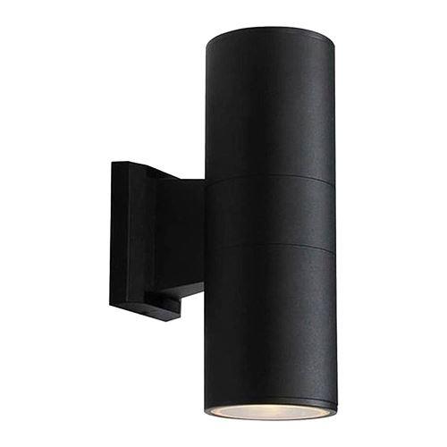 Alimentation AC Motion Sensor Up & Down Outdoor Wall Luminaire de sécurité 6W_Home10