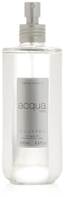 Luxana Acqua Uno Eau De Cologne - 200 Ml