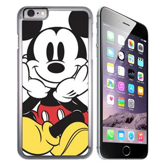 Coque pour iPhone 6 et iPhone 6S mickey mouse
