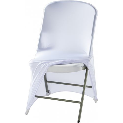 Housse Blanche ou Noire pour Chaise - Stalgast - Noir