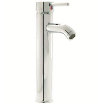 mitigeur haut pour lavabo et vasque robinet de salle de bain vidage clic clac robinetterie achat prix fnac - Mitigeur Haut Vasque