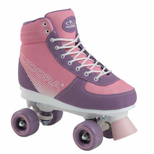 Hudora 13125 Roller Skate Advanced, pink blush pointures 31 à 34