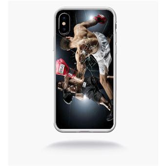 boxe coque iphone x