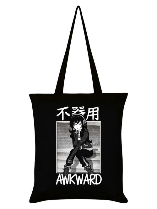 Tokyo Spirit Fourre-tout Awkward 38 x 42 cm noir