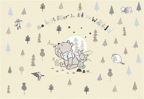 Papier peint Winnie l'Ourson Best Bear Disney 368X254 CM