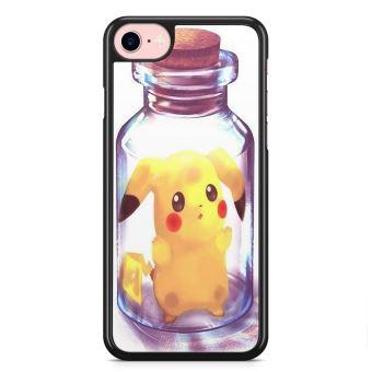 Coque Fifrelin pour iPhone 7 et iPhone 8 Pikachu Pokemon Go Mignon Cute