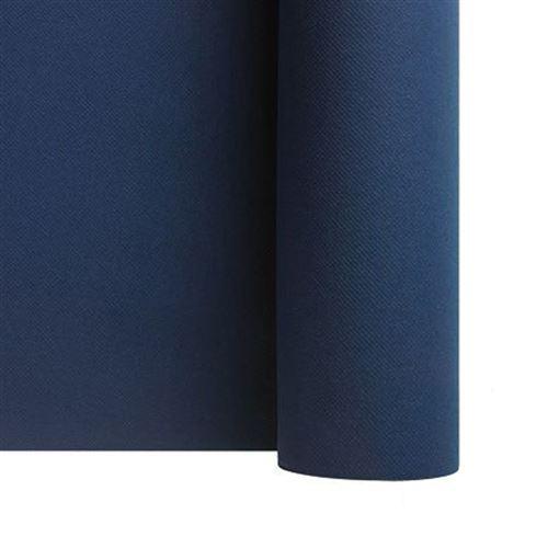 nappe papier intissé rouleau 25x1.2m bleu royal