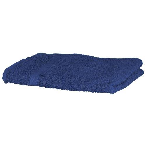 Towel City - Serviette de toilette 100% coton (50 x 90cm) (Taille unique) (Gris acier) - UTRW1576
