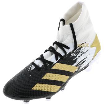 Chaussures football lamelles Adidas Predator 20.3 fg h Blanc taille : 46 réf : 42559