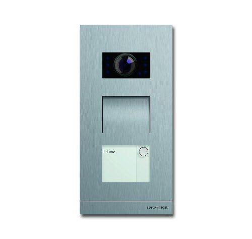 Busch-Jäger 83121/1–660 Interphone vidéo extérieur 1 F