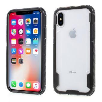 coque iphone x double