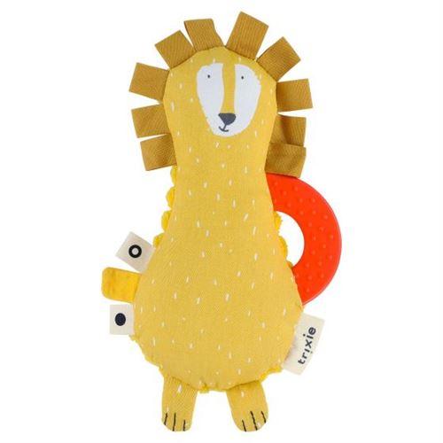 Trixie mini jouet Mr. Lion16 cm coton/polyester jaune