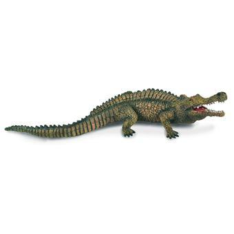 387047 Sarcosuchus Crocodile Xl Figurine Dinosaure Mgm 18 X 2,5 X 7 Cm