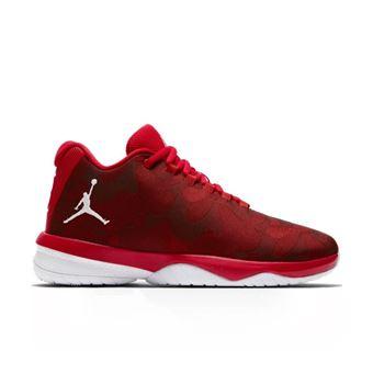 Chaussure de Basketball Jordan B.Fly rouge Camo pour homme