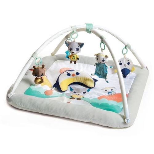 TINY LOVE Tapis Ultra-confort Collection Polaire - Mixte